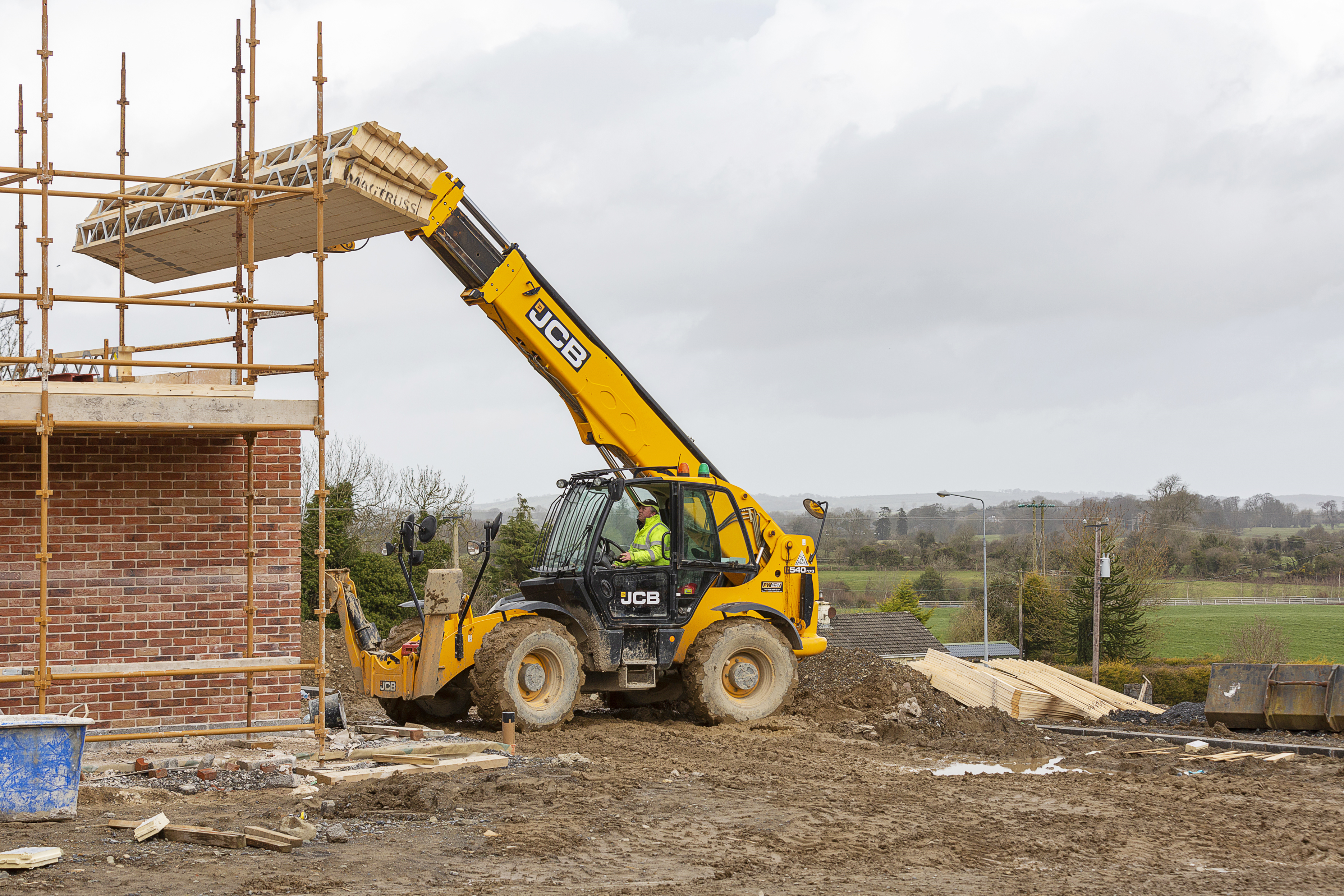 Kenny Timmons Family Investments Ltd Site Construction