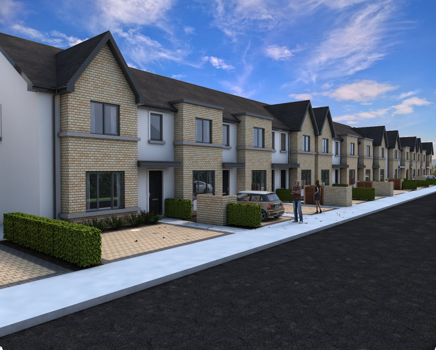 Ard Brannagh Development, Dublin Road, Portlaoise, Co Laois